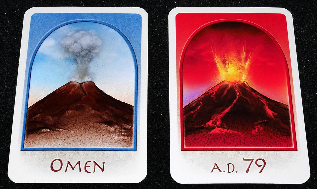 Cartas de Profecía y Volcán