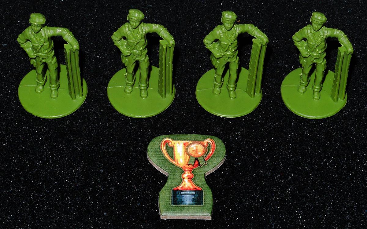 Trabajadores y Ficha de Premio