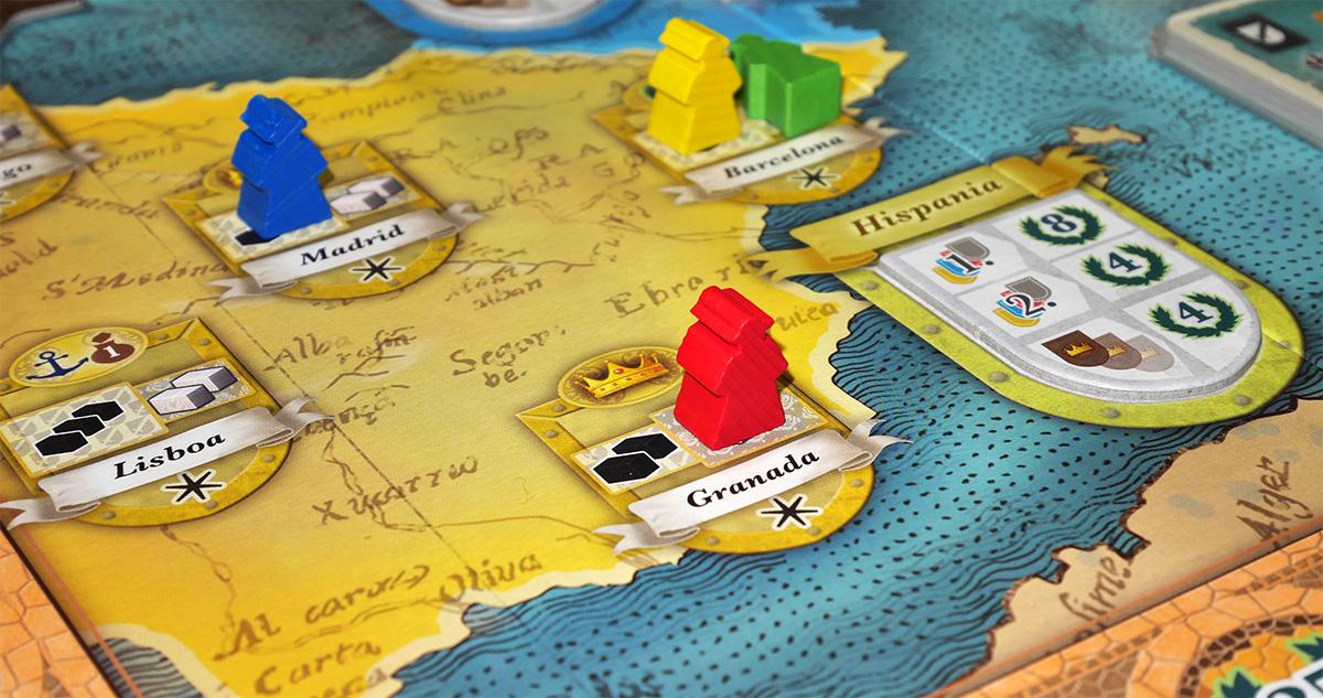 Detalle de Hispania