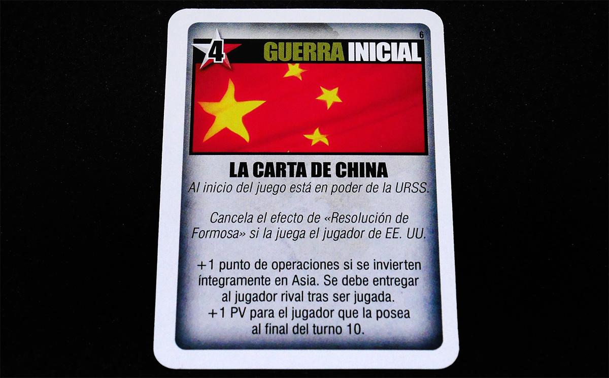 Carta de China