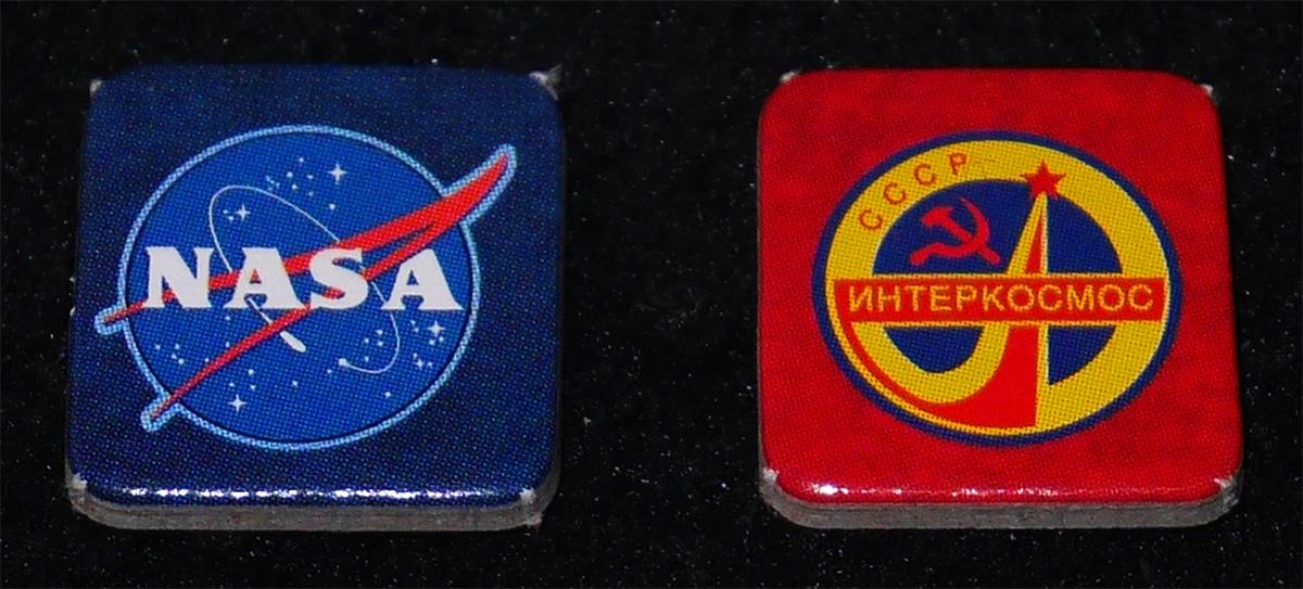 Marcadores de Carrera Espacial