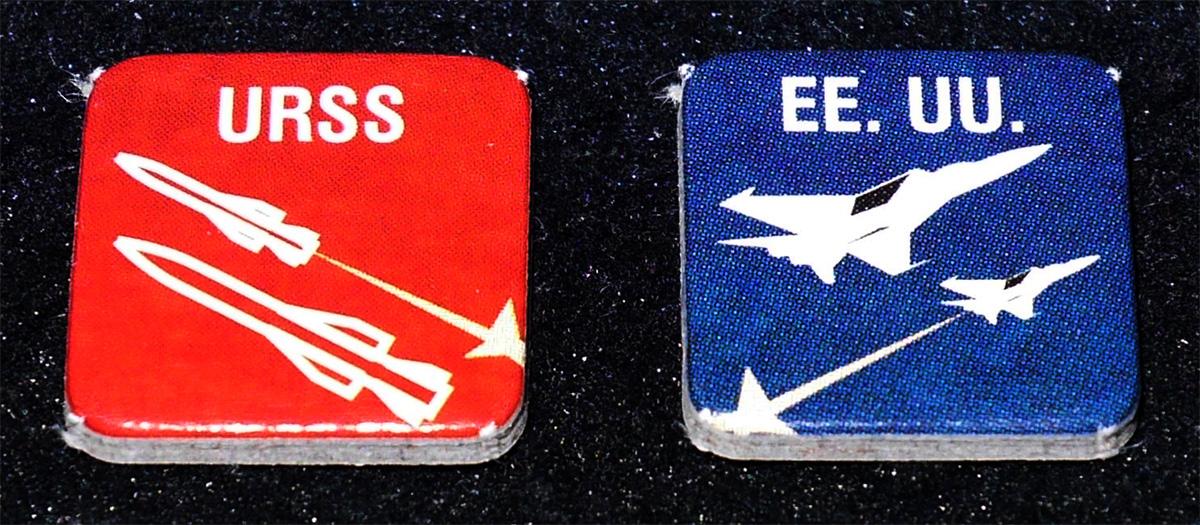 Marcadores de Operaciones Militares