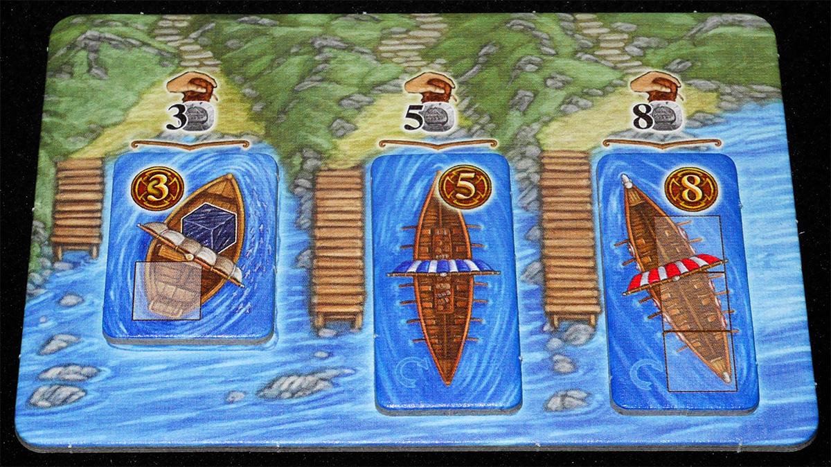 Suministro de Barcos