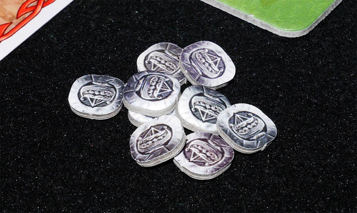 Detalle de Monedas