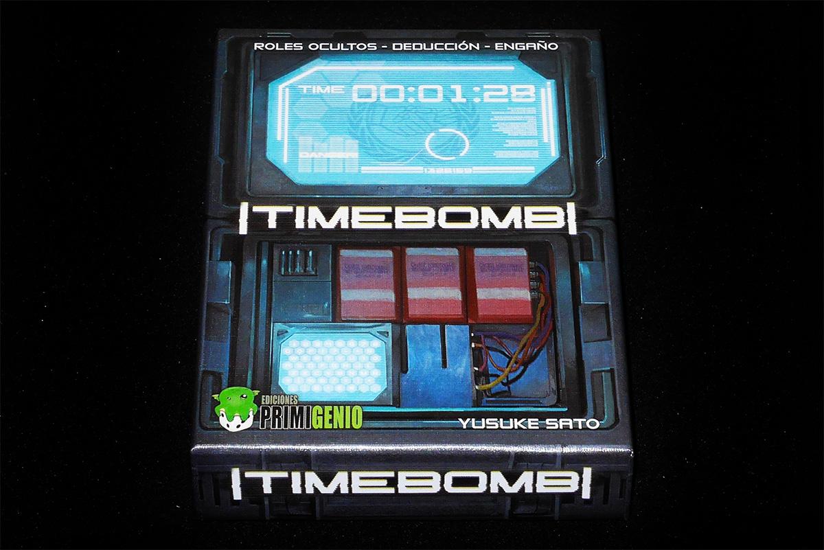 Resena Timebomb Misut Meeple
