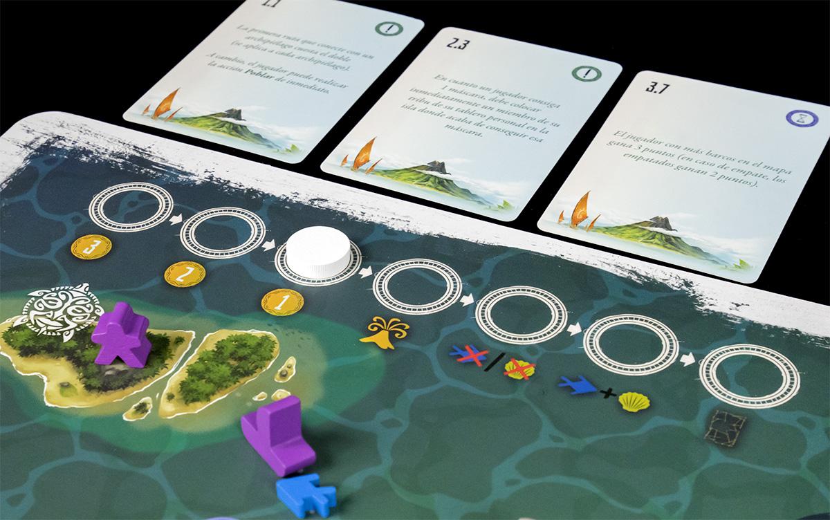 Detalle Cartas de Marea