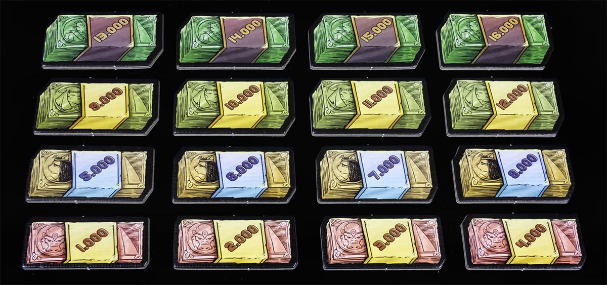 Fajos de Billetes