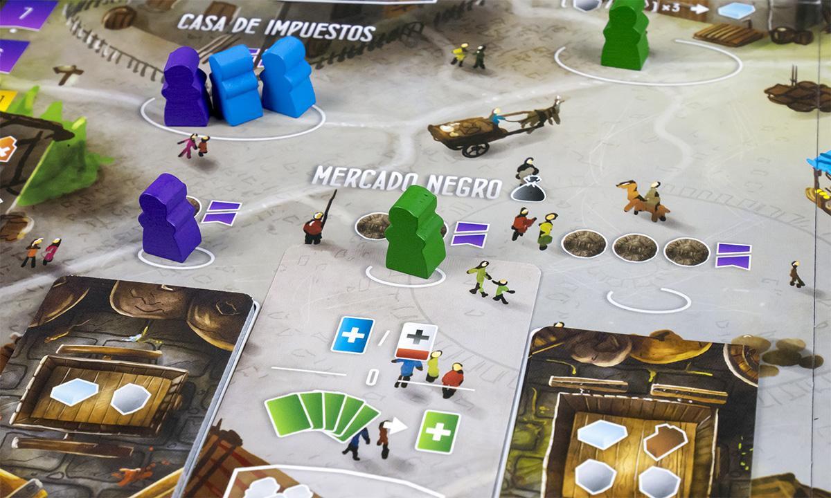 Detalle Mercado Negro