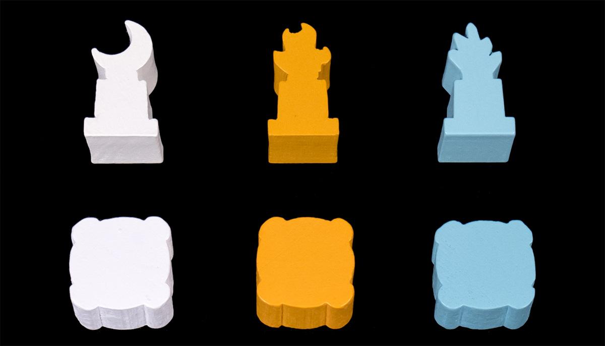 Estatuas y Pedestales