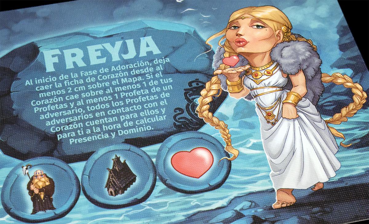 Detalle Freyja