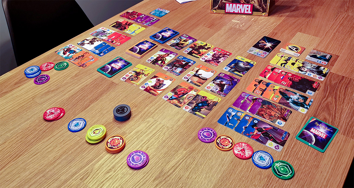 Splendor: Marvel