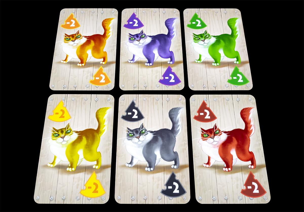 Cartas de Gato