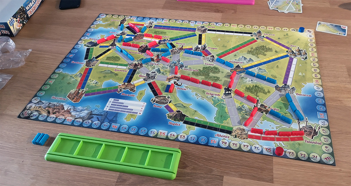 Ticket to Ride: Express